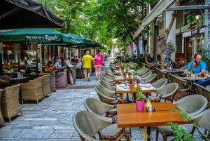 PLAKA, ATHENS, GREECE - PINAYFLYINGHIGH.COM