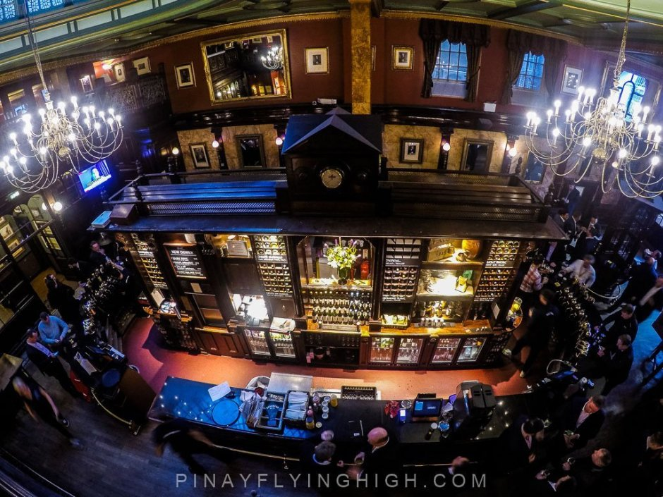 Counting House Pub, London - PinayFlyingHigh.com
