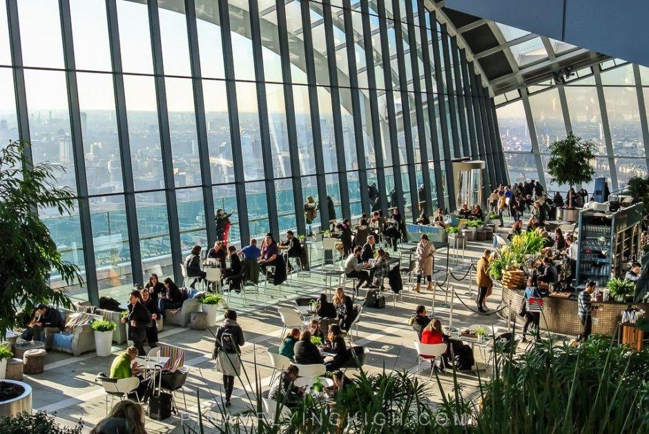 Sky Garden, London - PinayFlyingHigh.com