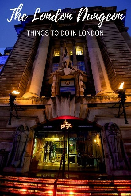The London Dungeon - Photo Credit: The London Dungeon