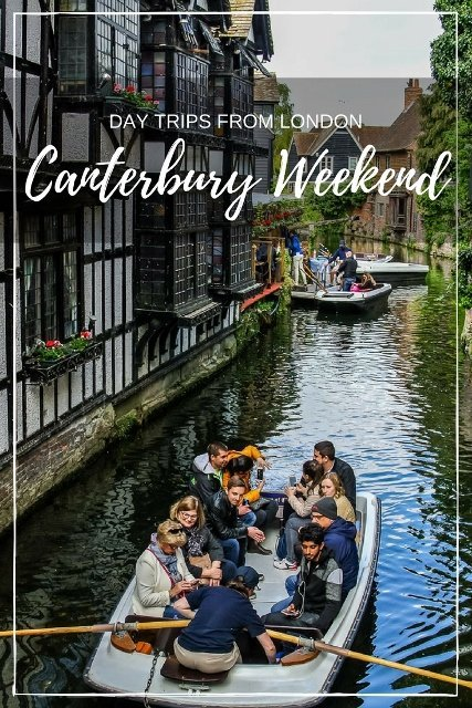 Canterbury Weekend - PinayFlyingHigh.com