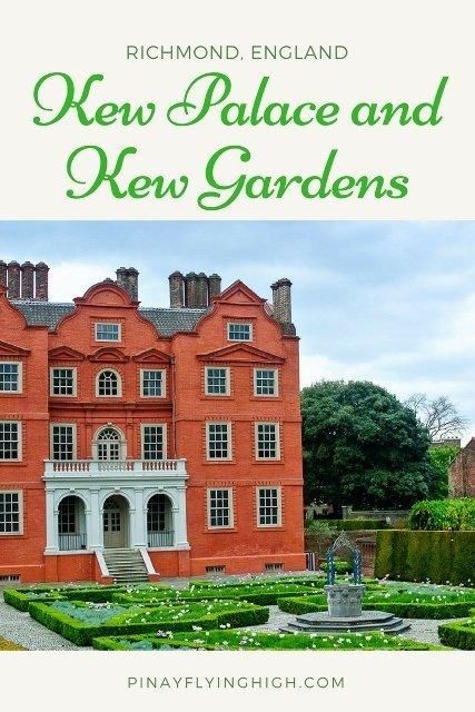 Kew Palace and Kew Gardens (427x640)