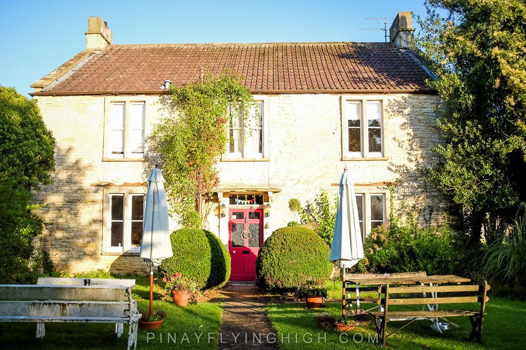 Visual Tour of Fosse Farmhouse, Bed & Breakfast in Castle Combe