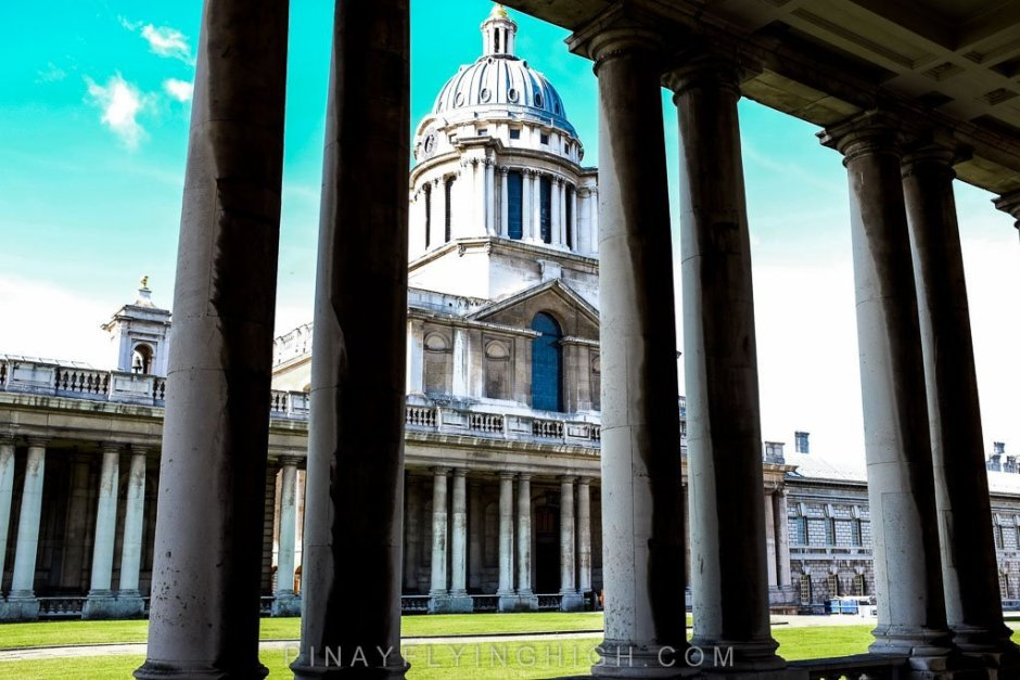 Old Royal Naval College, Greenwich - PinayFlyingHigh.com