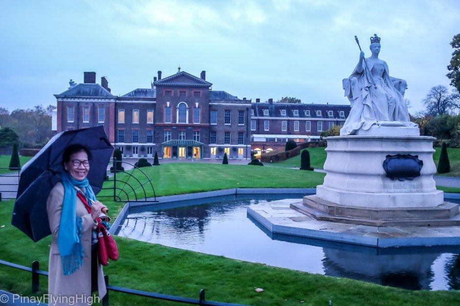 Kensington Palace - PinayFlyingHigh.com