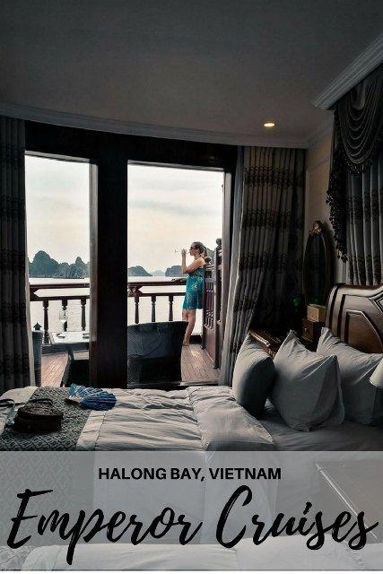 Emperor Cruises, Halong Bay