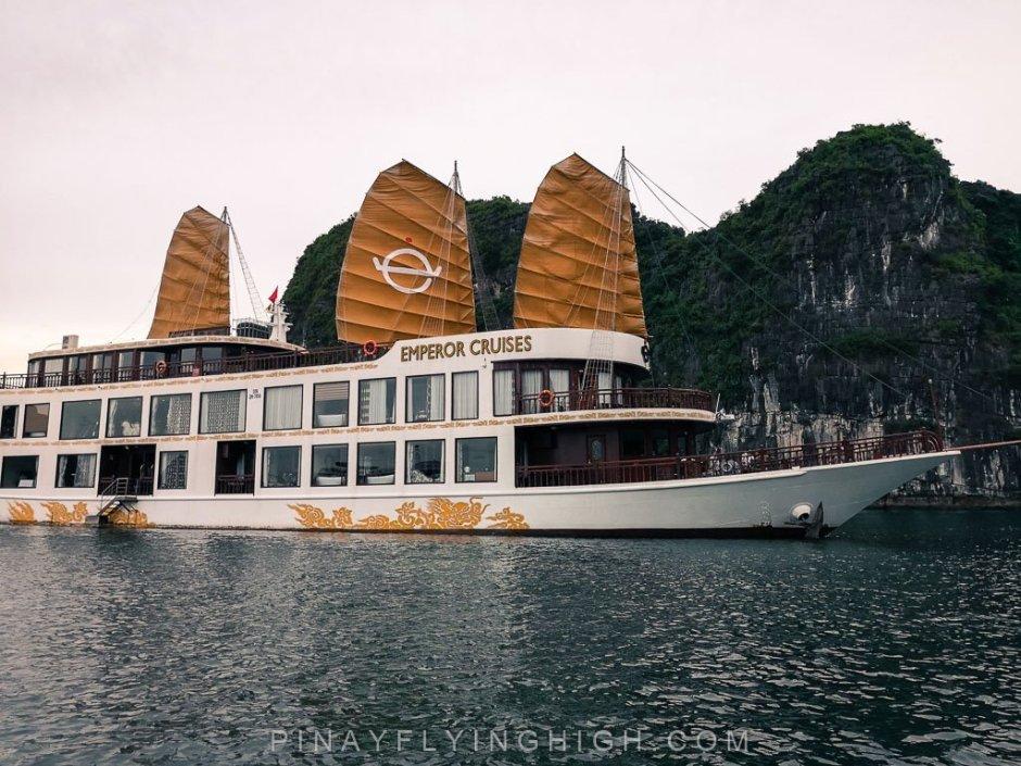 Emperor Cruises, Halong Bay, Vietnam - PinayFlyingHigh.com-15