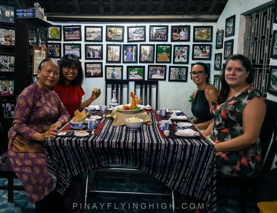 Madamme Nhu Huy Dinner Hue, Vietnam - PinayFlyingHigh.com-2