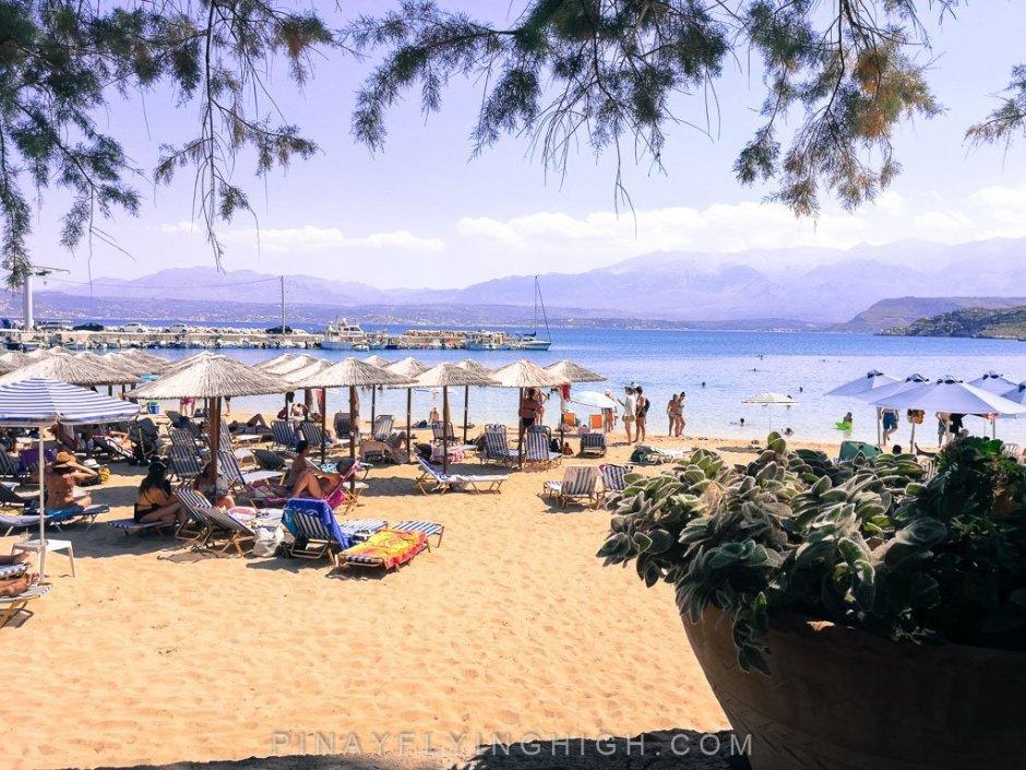 Marathi Beach, Chania, Crete, Greece