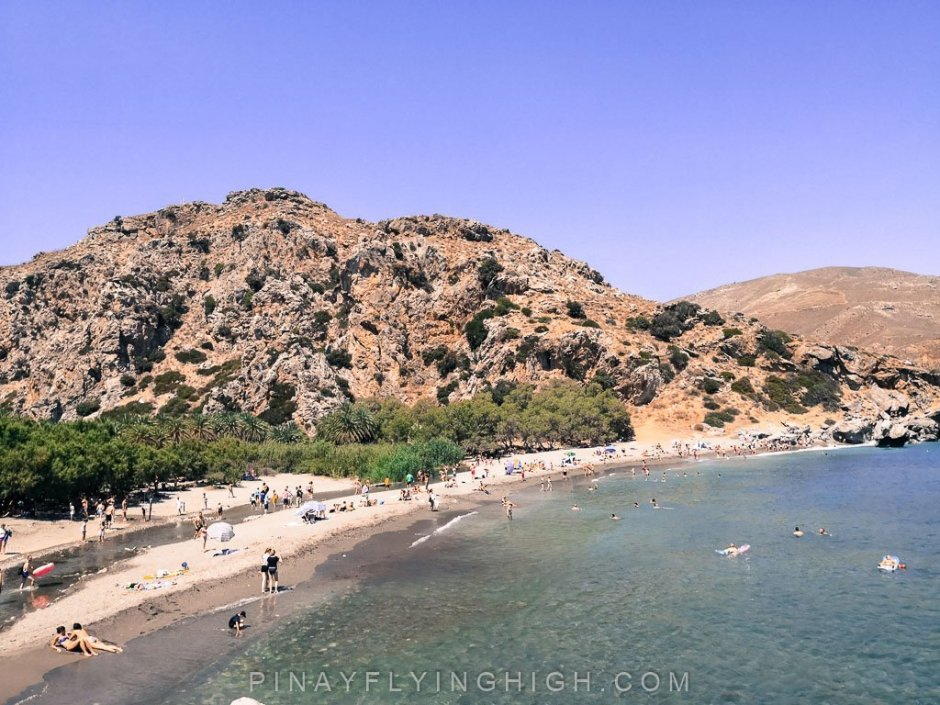 PRevveli Beach, Rethimno, Crete - PinayFlyingHigh.com-101