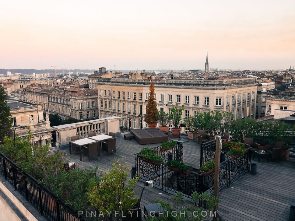 Weekend in Bordeaux | A simple travel guide with detailed daily expenses.