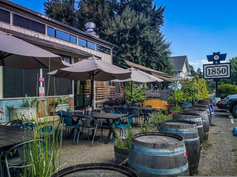 1850 Restaurant and Brewery, Mariposa, California