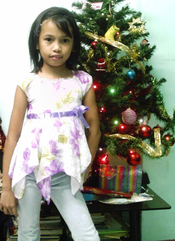 My third daughter Rajisha