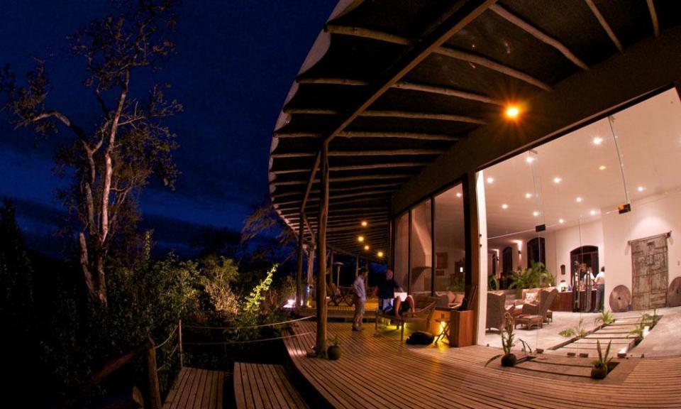 camp 12 Your Panorama Terrace