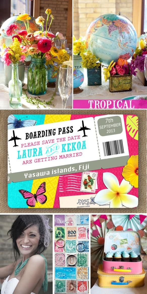 Tropical-Travel-Bright-theme-wedding-mood-board