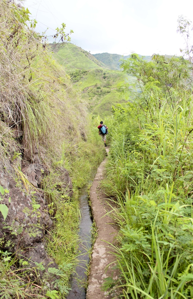 The Long Walk to Buscalan