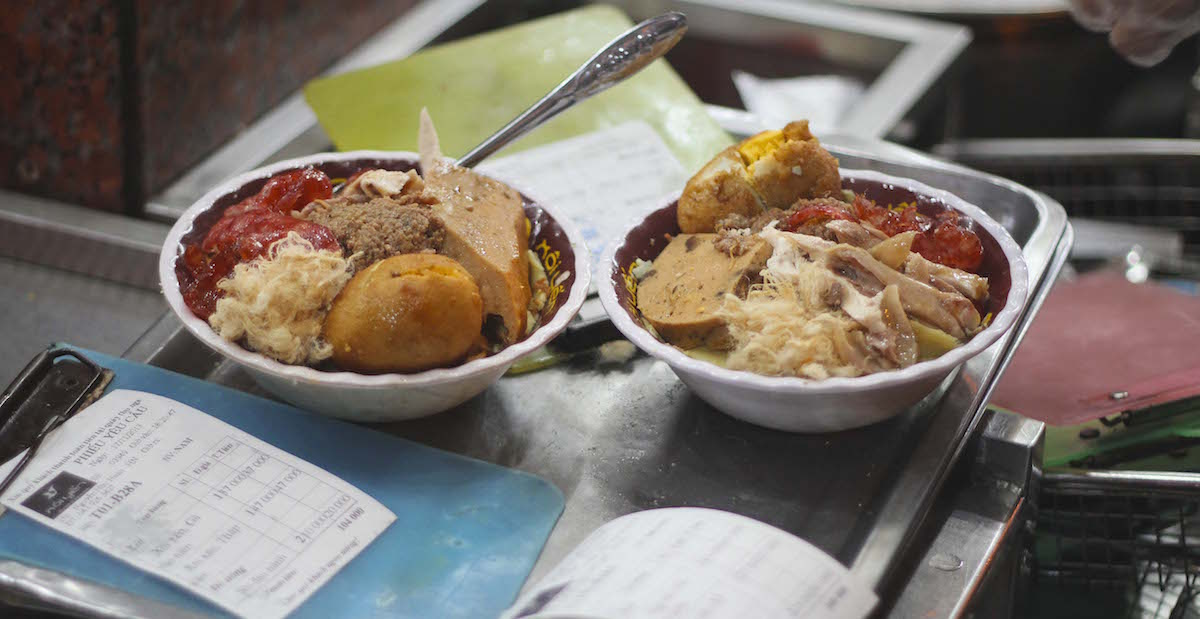 Xôi Yến: Hanoi's Best Sticky Rice Restaurant