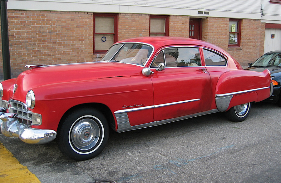 1948 Cadillac Sedanette Fastback Cars You Don T See
