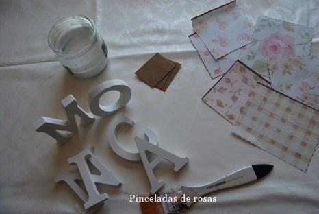 Letras-Diy-Decoupage