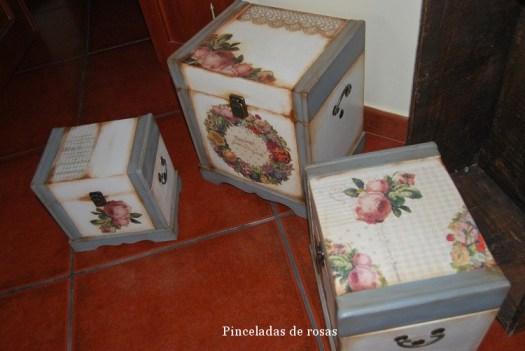 Cajas con ondas decoradas (10)