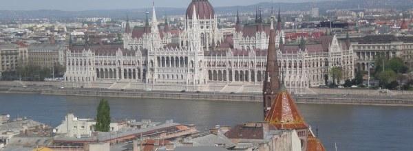 Budapest – Abril 2010: Itinerario de viaje 5 días