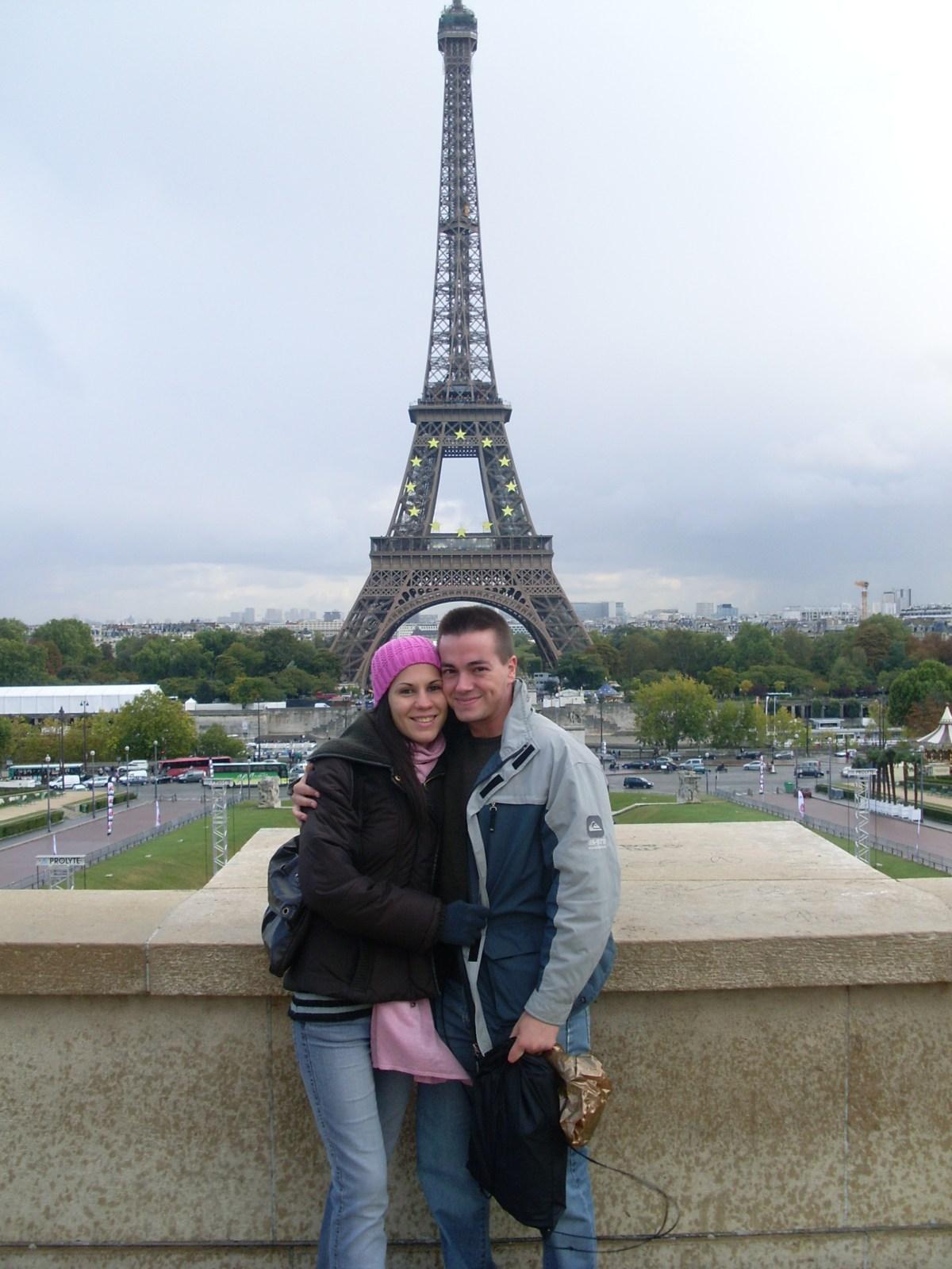 París – Octubre 2008: Itinerario de viaje 5 días