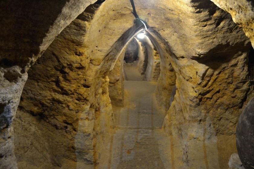 Cuevas árabes, Brihuega, Guadalajara