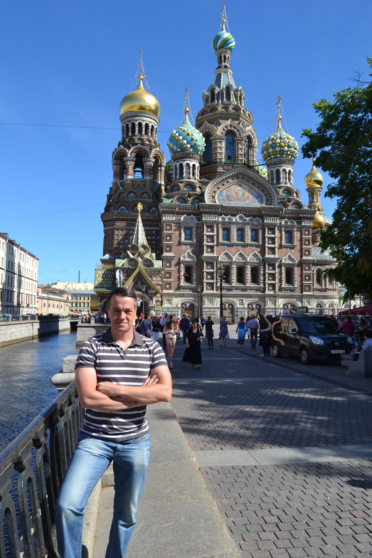 Diario Rusia- Julio 2014 (Parte IV): Días 7-8: San Petersburgo