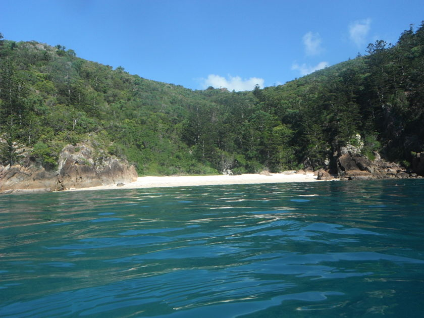 Mantaray Bay, Whitsunday Islands, Australia