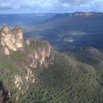 Diario Australia - Julio-Agosto 2016: Días 12-13: Sydney: Blue Mountains, Darling Harbour, St Mary's Cathedral, Botanical Gardens, Bondi Beach