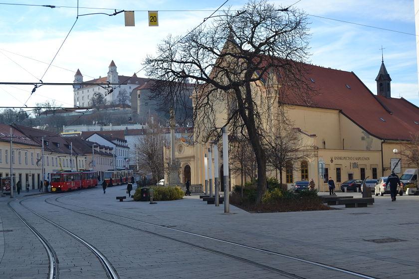 Bratislava – Diciembre 2016 – Itinerario de viaje 1 día