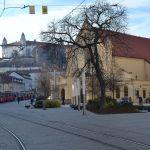 Bratislava - Diciembre 2016 - Itinerario de viaje 1 día