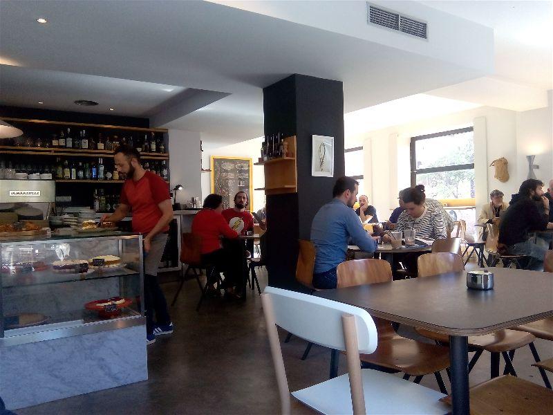 Federal Café, Madrid