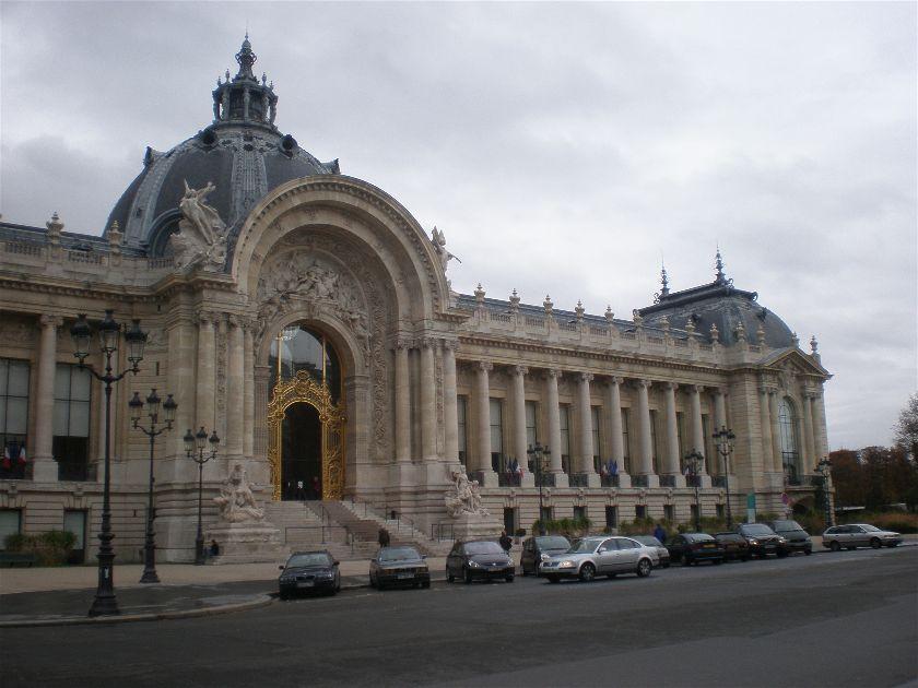 Petit Palais, París, Francia