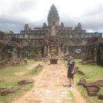Diario Camboya - Julio 2013: Día 2: Circuito Grande (Preah Khan, Neak Pean, Ta Som, East Mebon, Pre Rup) + Grupo Roulous