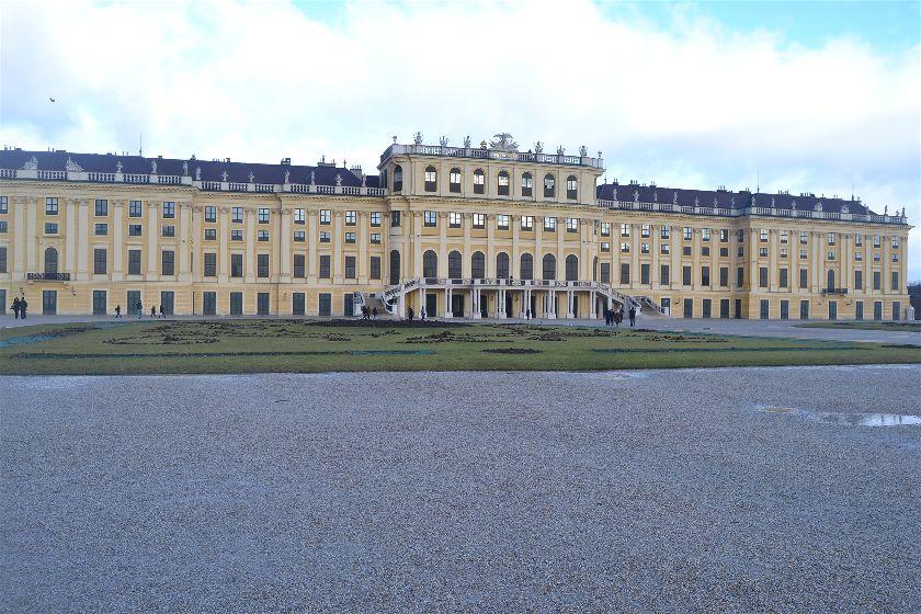 Palacio Schönbrunn, Viena, Austria