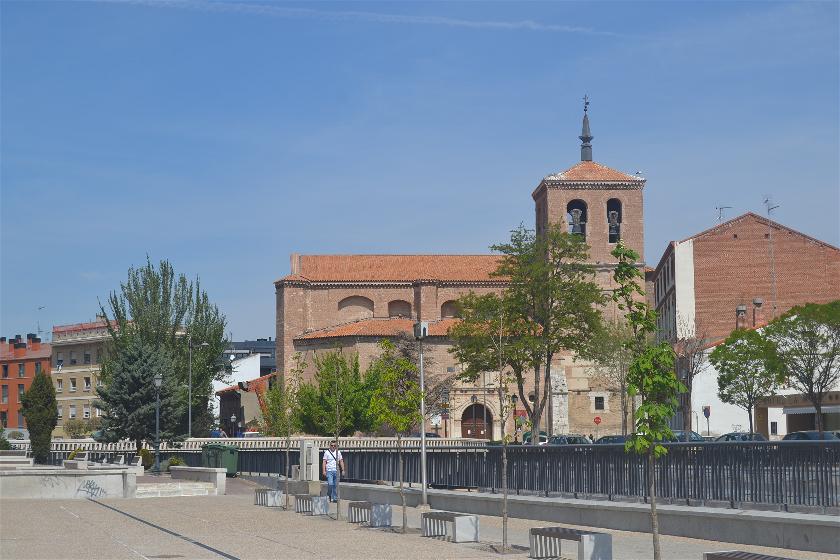 Iglesia de San Miguel, Medina del Campo, Valladolid