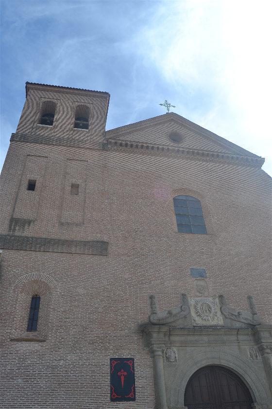 Iglesia de Santiago el Real, Medina del Campo, Valladolid