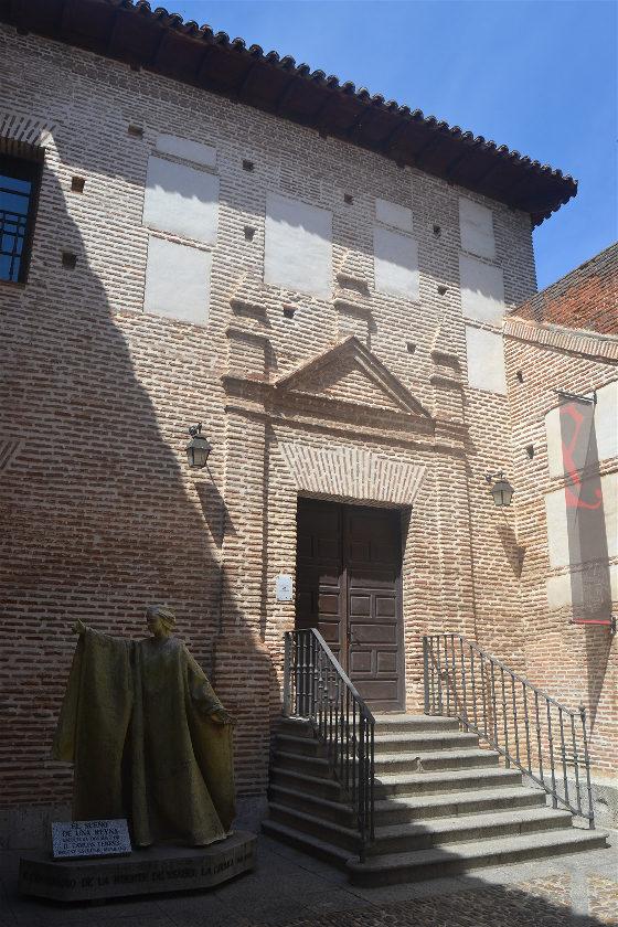 Palacio Real Testamentario, Medina del Campo, Valladolid