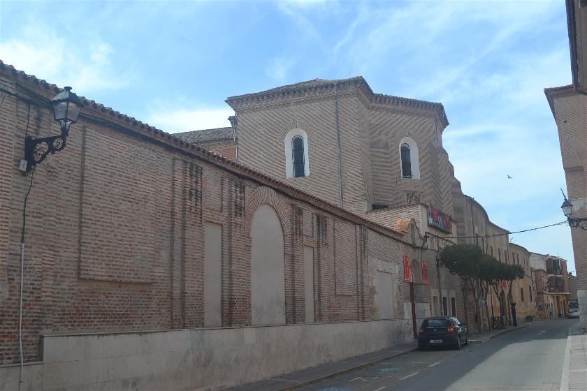 Santa Maria Magdalena Agustinas, Medina del Campo, Valladolid