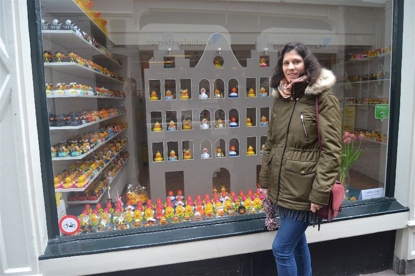 Amsterdam Duck Store, Amsterdam, Paises Bajos