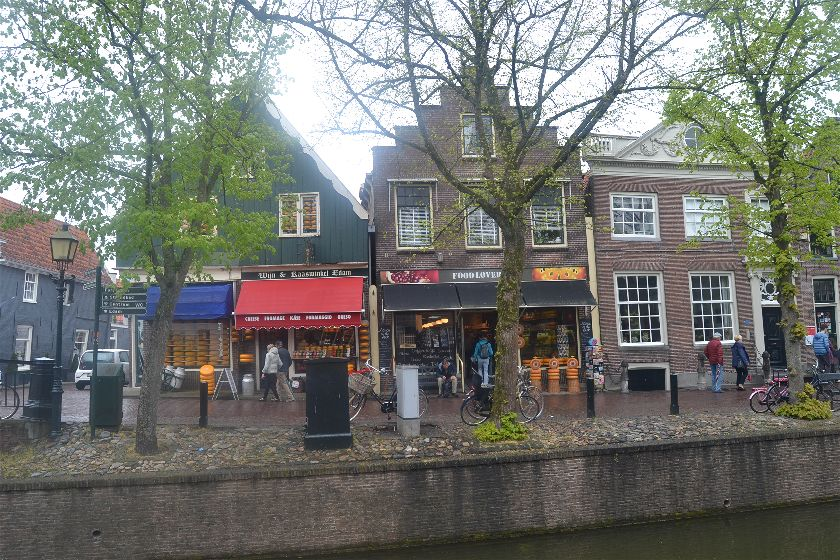 Voorhaven, Edam, Paises Bajos