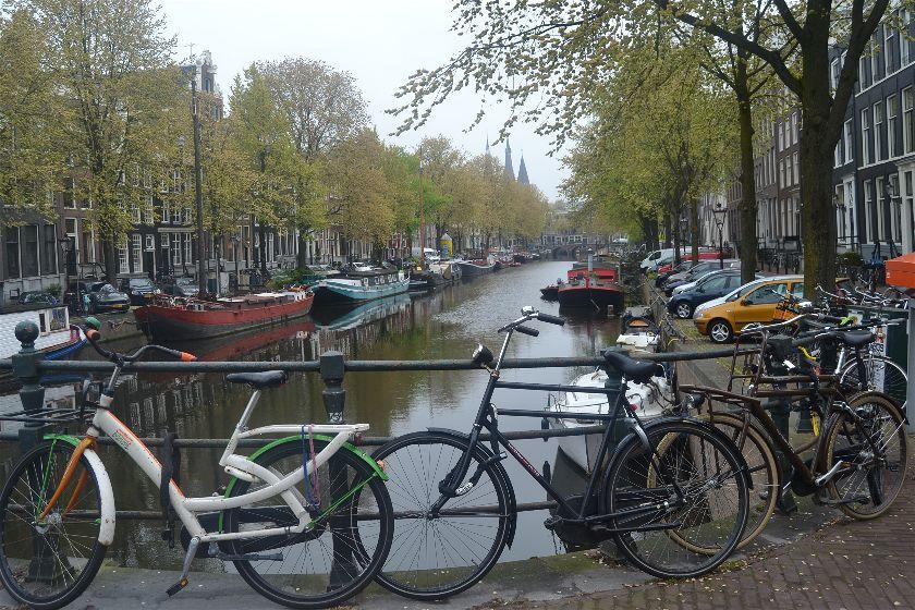 Keizersgracht, Amsterdam, Paises Bajos