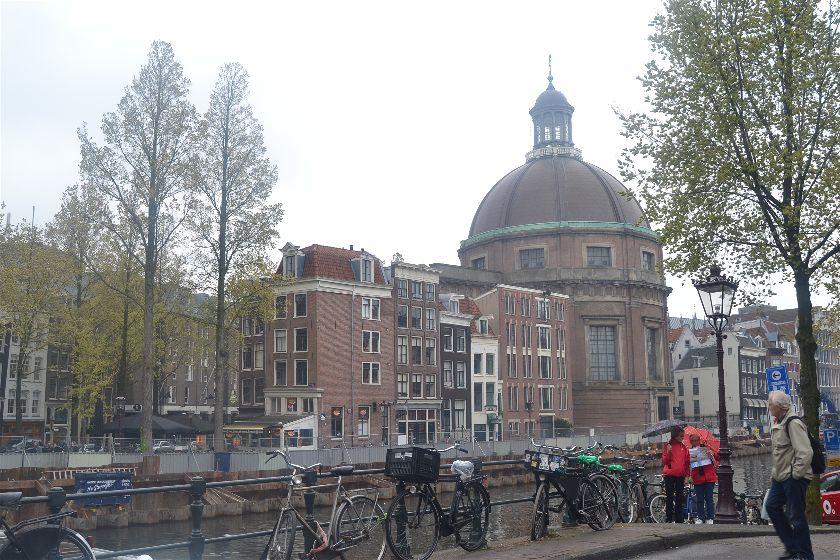 Koepelkerk, Amsterdam, Paises Bajos