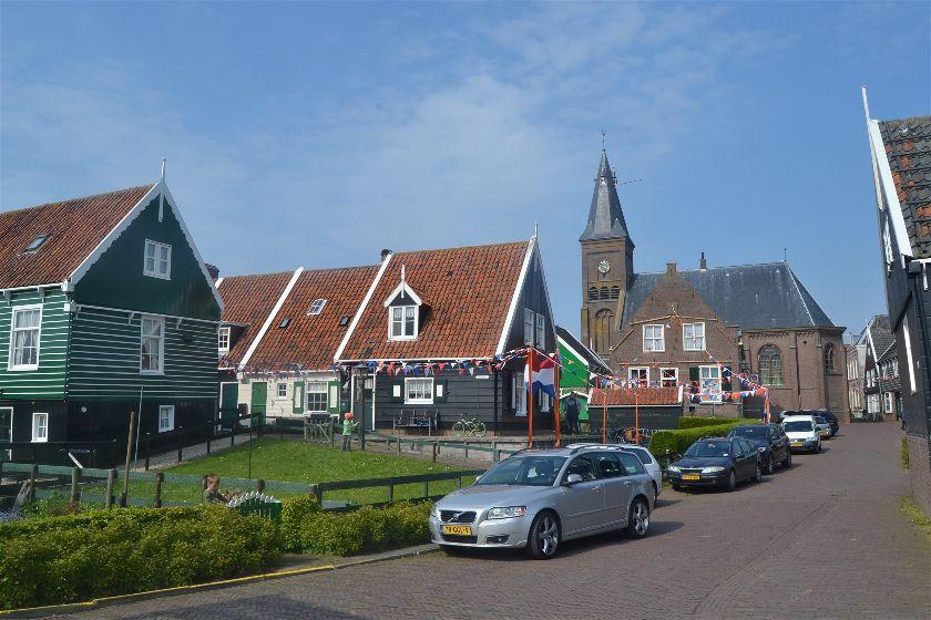 Hervormde Kerk, Marken, Paises Bajos