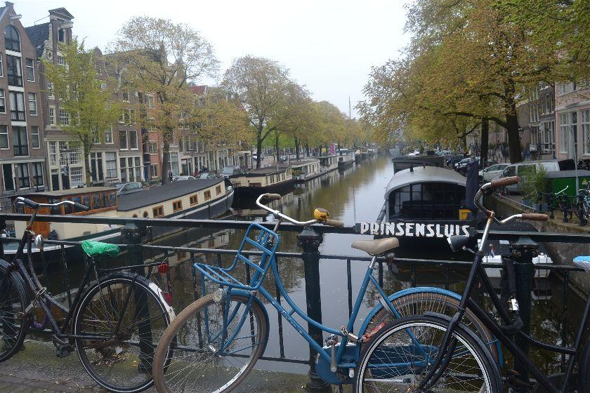 Prinsengracht, Amsterdam, Paises Bajos