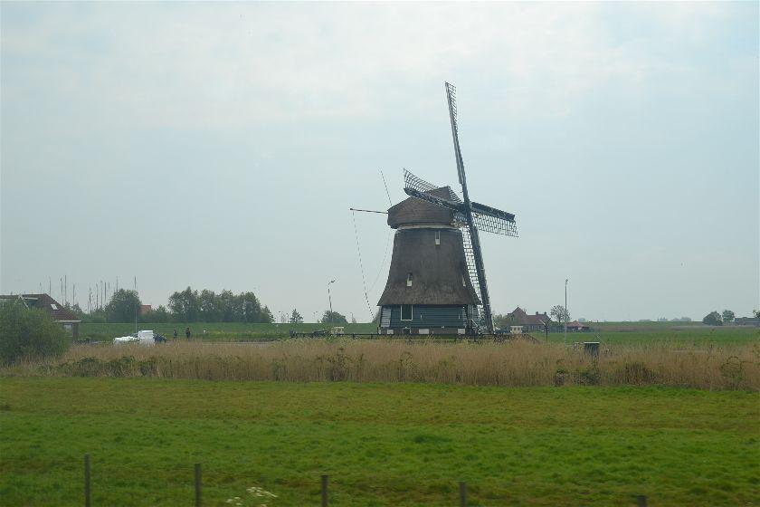 Molino, Volendam, Paises Bajos