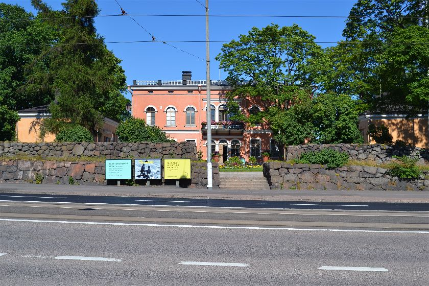 Casa de Finlandia, Helsinki, Finlandia