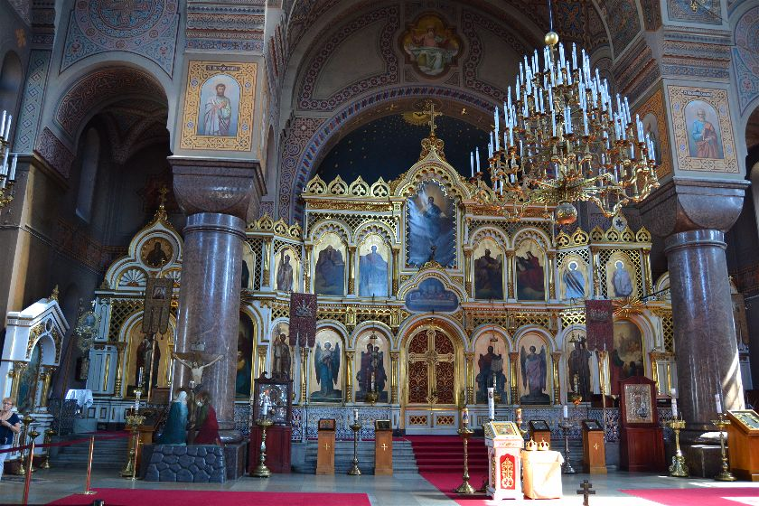 Catedral Uspenski, Helsinki, Finlandia