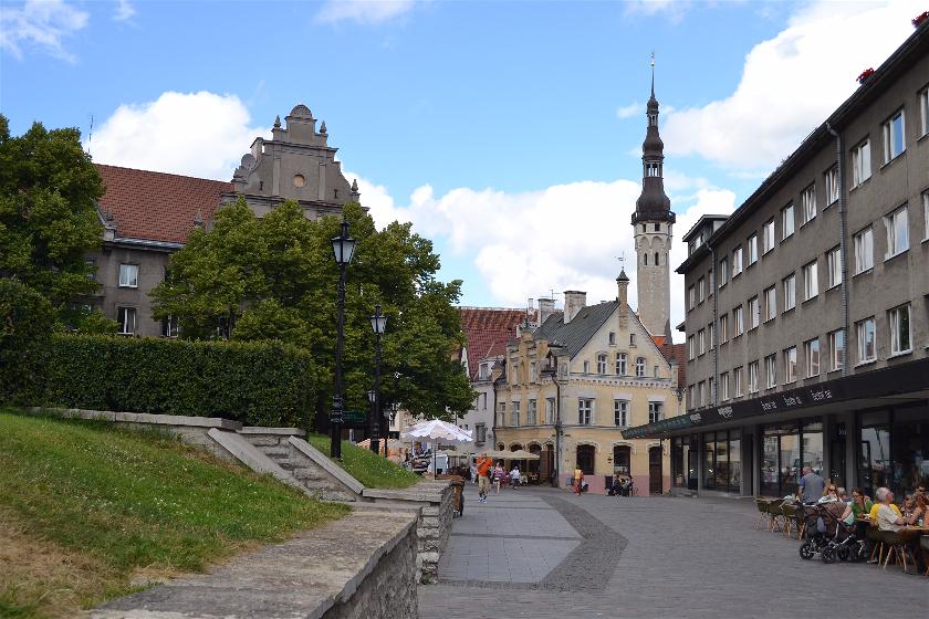 Harju, Tallin, Estonia